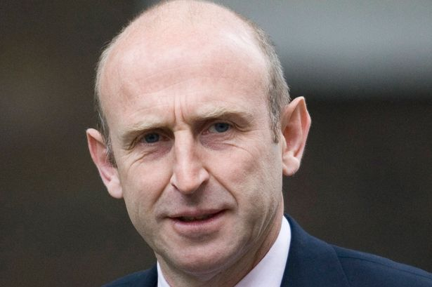 Labour frontbencher John Healey